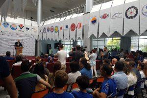 Sinop Çocuk Üniversitesi 3 Uluslararası Mersin Bilim Şenliğinde