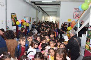 Sinop Çocuk Üniversitesi'nde Bilim Şenliği büyük ilgi gördü…